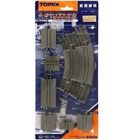 Tomix 91088 Wide Tram Mini Rail Set Crisscross Set (Track Layout MX-WT) - N