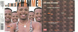 MC Hammer - Here Comes The Hammer (3 Track Maxi CD)