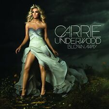CARRIE UNDERWOOD - BLOWN AWAY CD ALBUM (U.K. EDITION WITH 4 BONUS TRACKS)