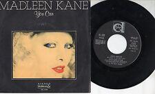 MADLEEN KANE disco 45 STAMPA ITALIANA You can MADE in ITALY 1981 GIORGIO MORODER