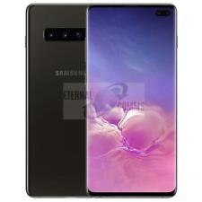 NEW SAMSUNG GALAXY S10 PLUS DUMMY DISPLAY PHONE - CERAMIC BLACK (UK SELLER)
