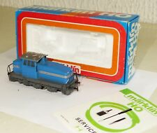 Märklin 3078 Diesellok DHG 500 blau OVP H0 Lok Diesellokomotive