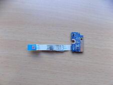 Scheda tasto accensione HP G56 Compaq Presario CQ56 - pulsante DA0AX1PB6E0