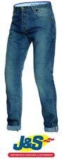 Dainese Bonneville Regular Denim Motorcycle Jeans Medium Denim Blue Were £159.99