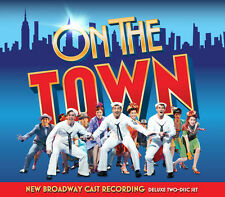 Cast Recording - On the Town (New Broadway Cast Recording) [New CD]
