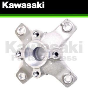 NEW 2004 - 2014 GENUINE KAWASAKI KFX450R KFX700 FRONT WHEEL HUB 49030-1142