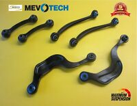 6 REAR Upper Lower Control Arm KIT Lateral Link Enclave Traverse SUPREME QUALITY