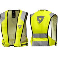 Blousons jaunes Rev'it pour motocyclette