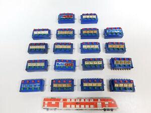 CH44-1# 18x Märklin H0 etc 7072 Stellpult/Schaltpult 476/4, Bastler/defekt