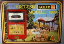 Faller HO Band Stand Pavillion Kit Code 6822-639