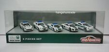 Majorette Dubai Police Super Cars Dodge Lamborghini GM Nissan Ford SP Ed Set