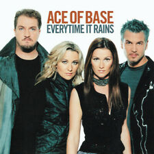 Ace Of Base - Everytime It Rains (U.S. Promo Single CD)