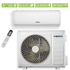 VIESTA 09SE Split Klimaanlage Klimagerät Inverter 9000BTU 2,6kW WiFi-Ready A++