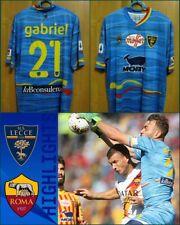 Gabriel Ferreira 21 MAGLIA Match Worn INDOSSATA Lecce vs Roma 19/20 no Brazil
