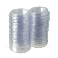 Twist 'N' Shot Lids – Pack of 50 - Jello Shooter Cup Caps - Keep Fresher Shots!