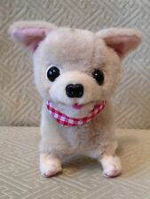 Westminster Chi Chi Chihuahua Dog Walks Barks Tail Wags Battery Operated