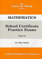 School Certificate Practice Exams - Year 10 Mathematics (NSW Syllabus):