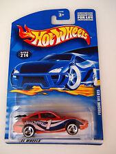 HOT WHEELS 2000 ISSUE PORSCHE 911 GT3 HOT WHEELS #1 WITH BLACK SPOILER VARIATION