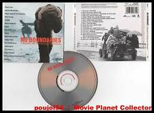 NO BOUNDARIES (CD) Pearl Jam,P.Gabriel,Korn,Black Sabbath,Oasis,Jamiroquai 1999