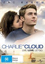 Charlie St. Cloud DVD BRAND NEW SEALED Zac Efron Amanda Crew Kim Basinger R4