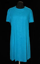 VTG 60's Scooter Day Dress Princess Seaming Size MED Loose Fit Swing Maternity