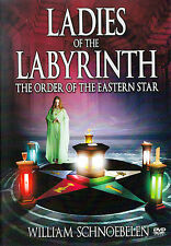 LADIES OF THE LABYRINTH: The Order of the Eastern Star - DVD by Bill Schnoebelen