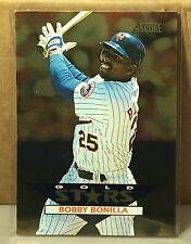 1994 SCORE GOLD STARS #26 BOBBY BONILLA NEW YORK METS