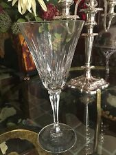 Gorham Serena Clear Cut Glass Crystal Water Goblet