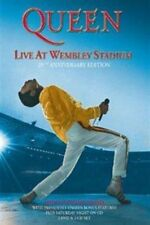 Live at Wembley 25th Anniversary DVD 2011 Queen 0602527795690