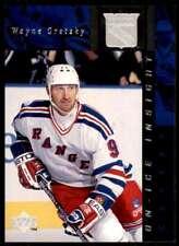1996-97 Upper Deck Wayne Gretzky New York Rangers #361