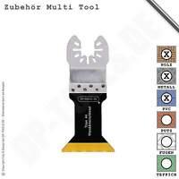Tauchsägeblatt Titan 44mm Metall für Multifunktionswerkzeug Multi Tool