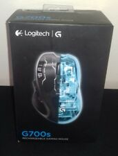 Logitech G700S Wireless Gaming Mouse - 8200 DPI - 13 Programmable Buttons