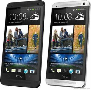 New HTC One M7 - 32GB - (Unlocked) Smartphone INT'L VERSION/Silver/32GB