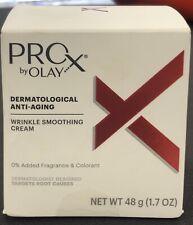 Olay ProX Dermatological Anti-Aging Wrinkle Smoothing Cream, 1.7 oz. Sealed Box