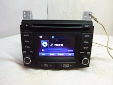 2012 2013 2014 Hyundai Sonata OEM Radio Single Cd Player 96180-3Q8004X OT3673