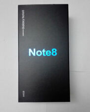 GENUINE SAMSUNG GALAXY NOTE 8 & 9 EMPTY BOX WITH/WITHOUT ACCESSORIES BLACK/GOLD