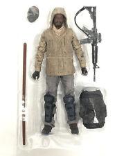 The Walking Dead MORGAN amc Series 8 Mcfarlane Toys Loose 100% Complete