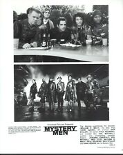 Mystery Men (1999) 8x10 black & white photo #2