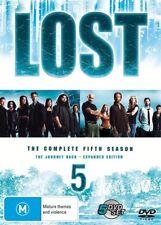 Lost: Season Five 5 DVD NEW Region 4