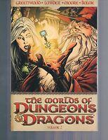 Worlds of Dungeons & Dragons Vol 2 TPB 2008 DDP Comics