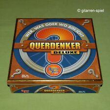 Querdenker Deluxe - Wer, was oder wo bin ich? von University Games ©2011 1A Top!