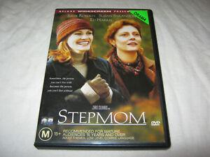 StepMom - Julia Roberts - Ex Rental DVD - R4