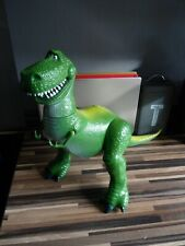 Large Talking Rex Toy Story Dinosaur Disney Store Collectable VGC