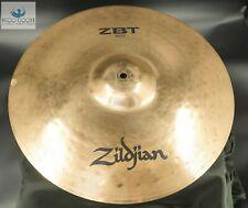 "Zildjian Zbt 18"" Crash/Ride Cymbal - 1,434 Grams"