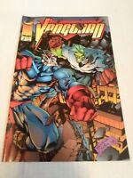 Vanguard #3 Image Comics December 1993