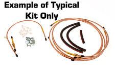 Automec Fuel Feed Pipe Set Kit For Jaguar XJS rear