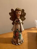 "vintage bens  angel tree topper 9"" K34"