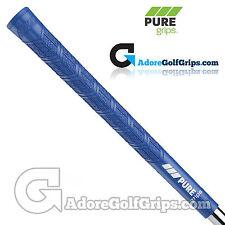 Pure Grips DTX Standard Grips - Blue x 3