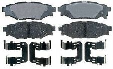 ACDelco 17D1114CH Rear Ceramic Brake Pads