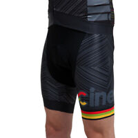 CINELLI ITALO '79 AERO BLACK BIB SHORTS